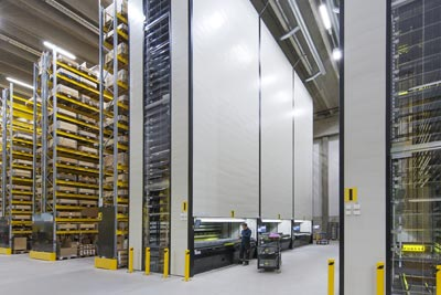 Complete Storage Solutions - Dexion