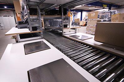 Fenix Outdoor - Conveyor