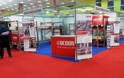 Dexion stand