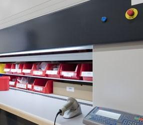 Intermediate Shelf/Sub-level