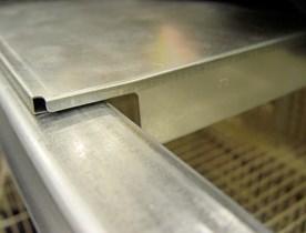 Steel Shelf Panels