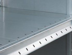 Steel In-fill Shelves
