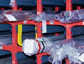 Rollrack Long Product Storage