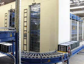 Horizontal Carousel (HOCA) Automated Storage Machine