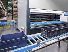 TORNADO Automated Vertical Storage Machine