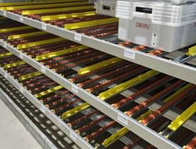 Carton Flow Picking Unit
