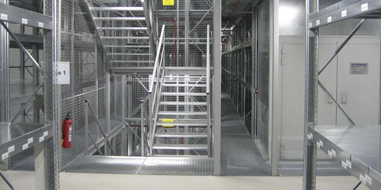Multi-tier