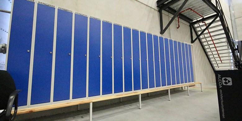 Lockable Storage Cabinets