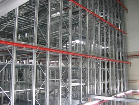 Speedlock P90+ Pallet Racking